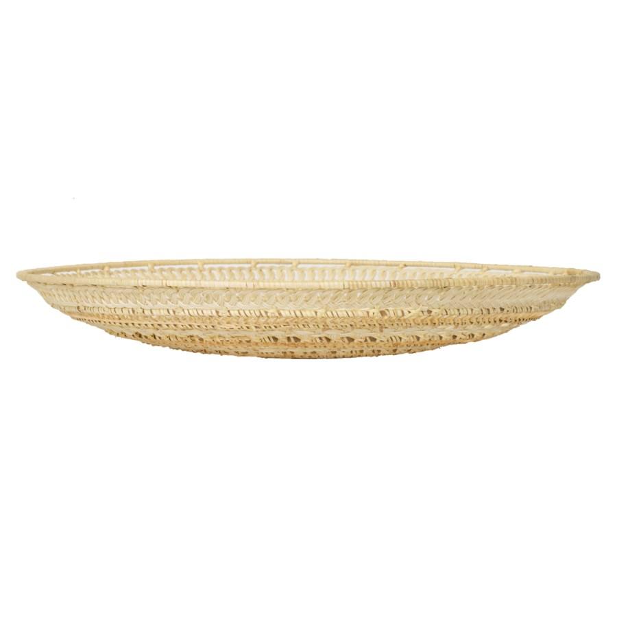 Calico Bowl in Natural