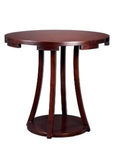 Camelot Side Table - Ebony