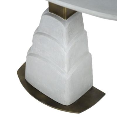Chrysler Demilune Table