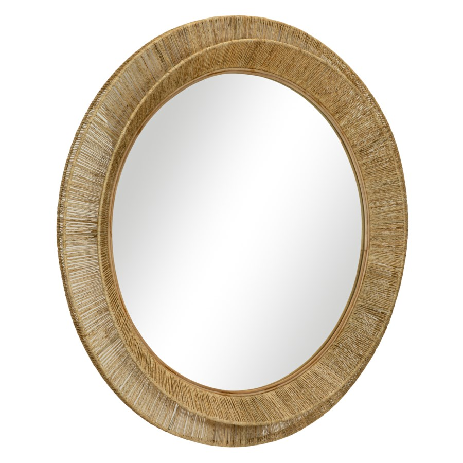 Collins Large Mirror in Natural