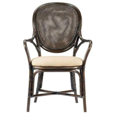 Dahlia Arm Chair in Clove