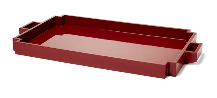 Deco Serving Tray - Berry (7419C)