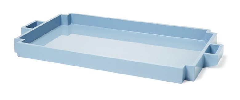 Deco Serving Tray - Light Blue (543C)