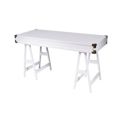 Chiba Study Desk in White
