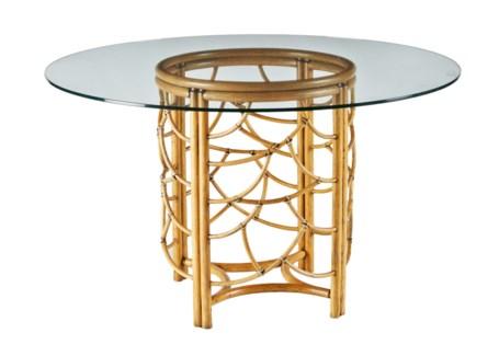 DOT Dining Table (base only) - Nutmeg