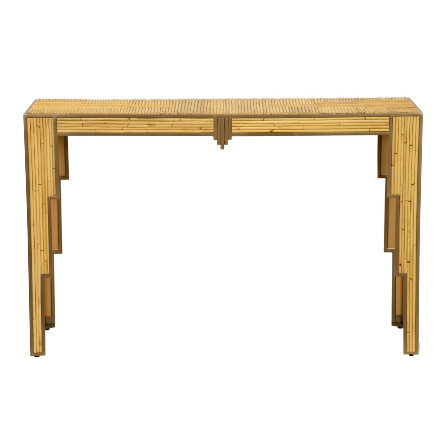 Empire Console Table in Natural