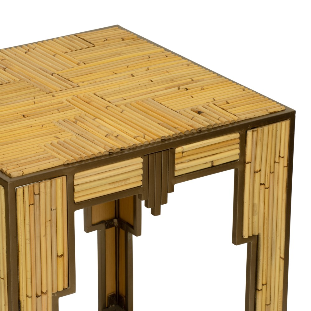 Empire Side Table in Natural
