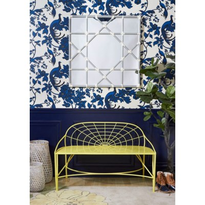 Mayfair Garden Bench - Verbena