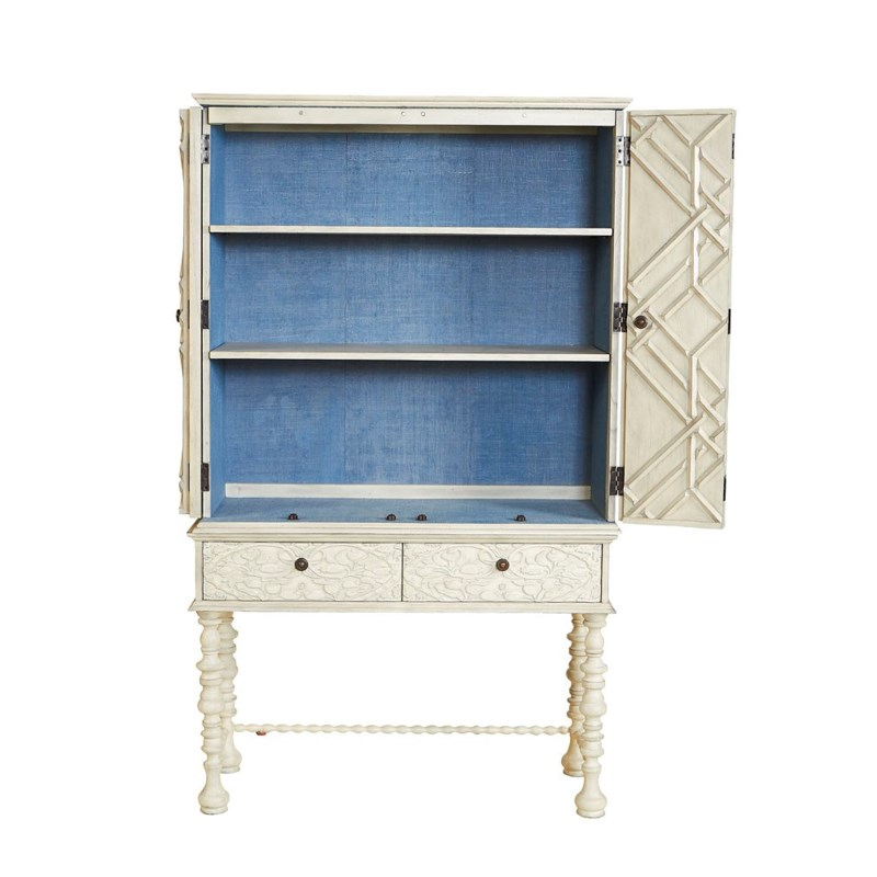 Mayfair Lattice Hutch