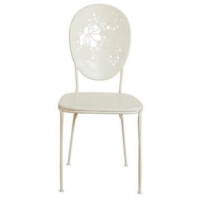 Mayfair Bistro Chair - White