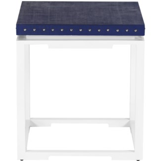Shanghai Side Table - Navy