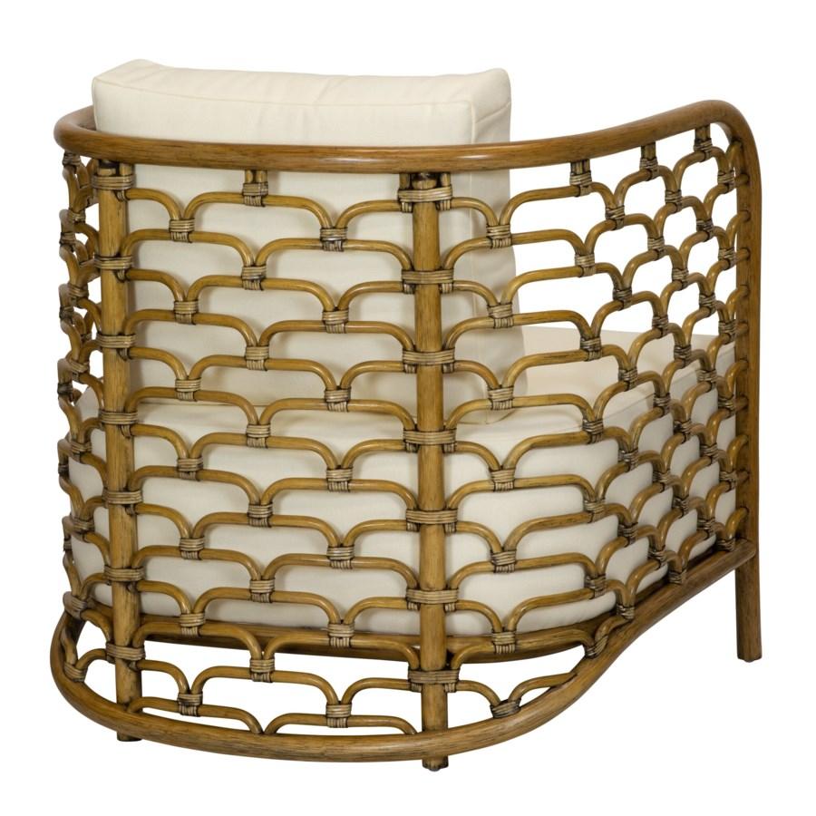 Steps Lounge Chair in Nutmeg
