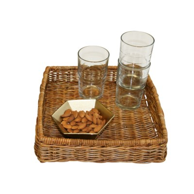 Healdsburg Amenity Tray in Natural