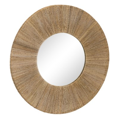 High Ball Mirror - Natural