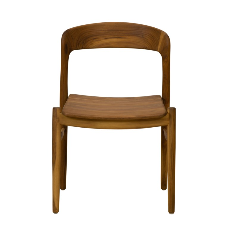 Ingrid Side Chair - Teak