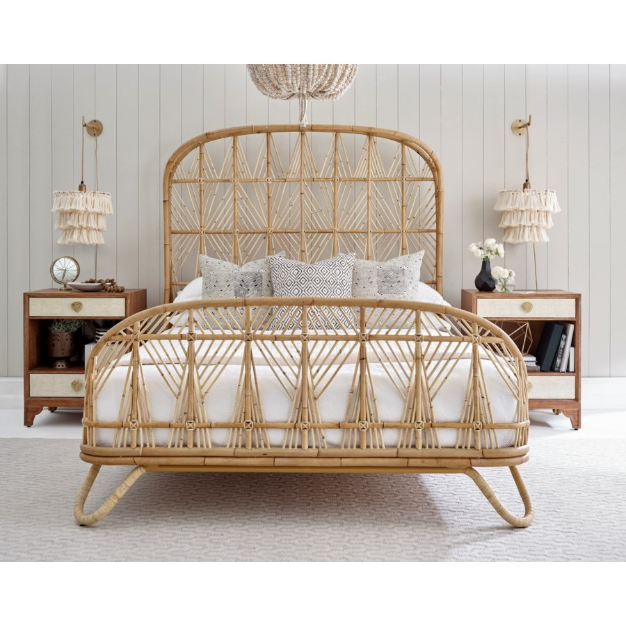 Ara Queen Bed in Natural
