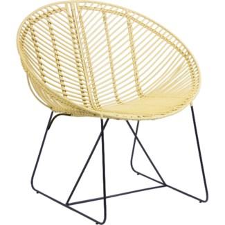 Kule Lounge Chair - Natural