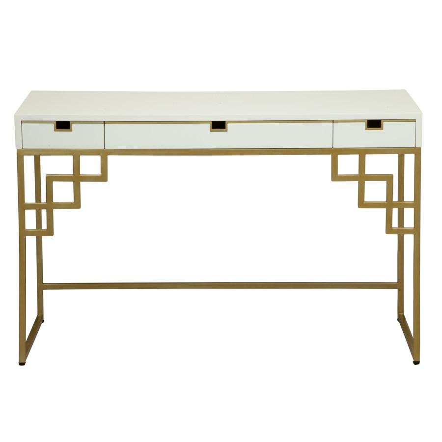 Morgan Desk in White