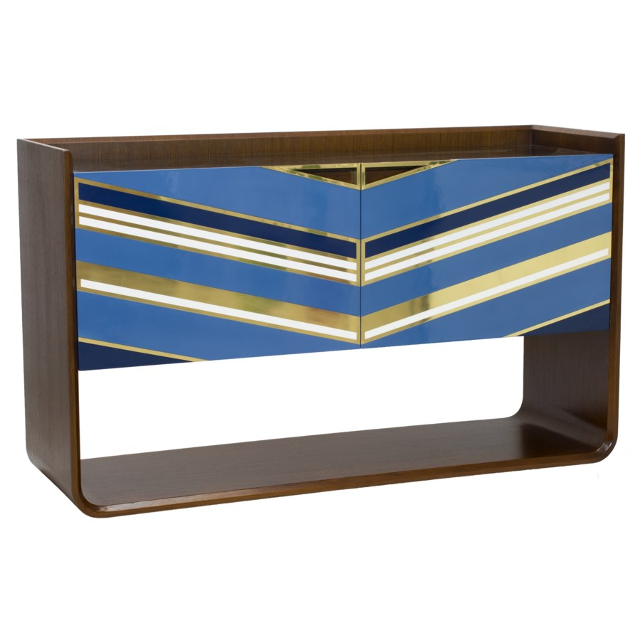 Morgan Credenza in Blue