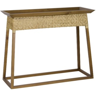 Ojai Console Table - Natural