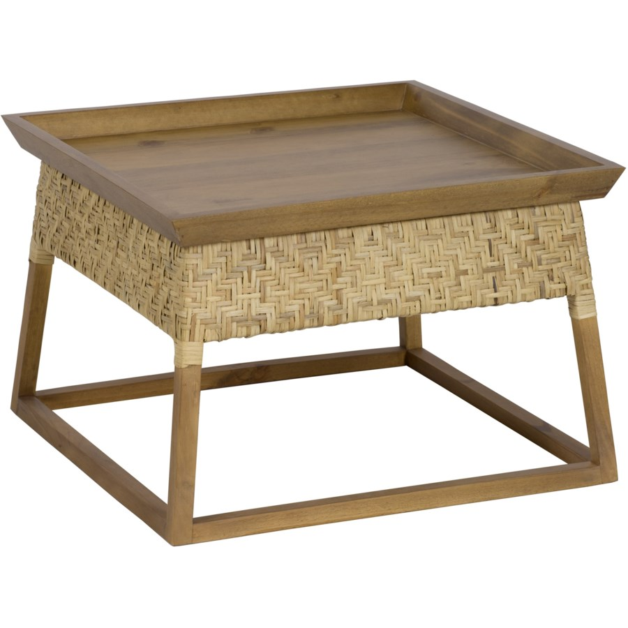 Ojai Side Table - Natural