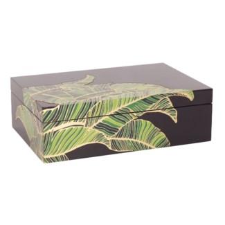 Palm Box - Black