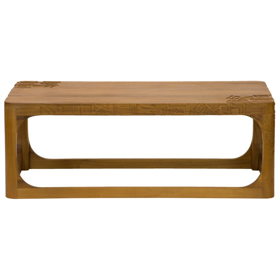 Pinnacles Coffee Table in Natural