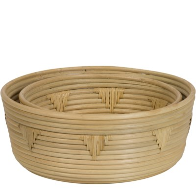 Pinnacles Nesting Baskets - Natural