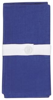 Rapee Pastel Cobalt Napkin Set of 4 45cm