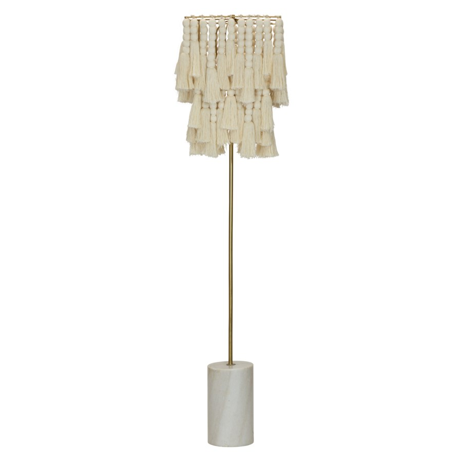 Redondo Floor Lamp in White
