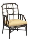 Regeant Arm Chair - Clove