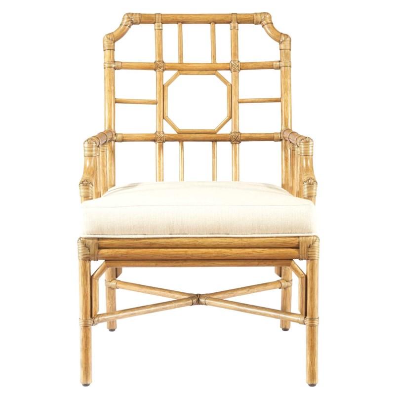 Regeant Arm Chair in Nutmeg