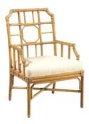 Regeant Arm Chair - Nutmeg