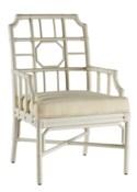 Regeant Arm Chair - White