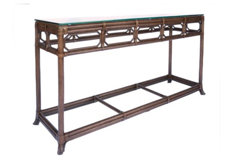 Regeant Console Table - Cinnamon