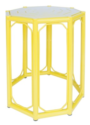 4-Season Regeant Spot Table (Aluminum) - Yellow