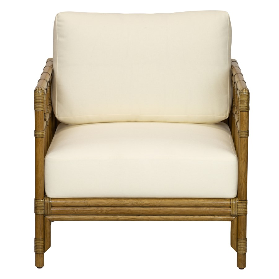 Regeant Lounge Chair in Nutmeg
