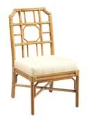 Regeant Side Chair - Nutmeg