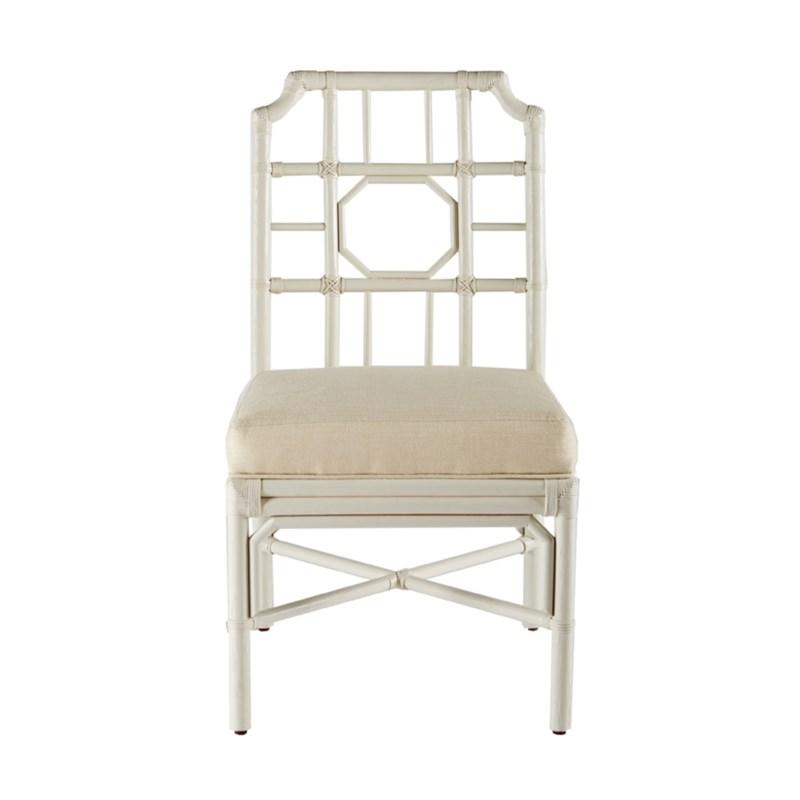 Regeant Side Chair in White