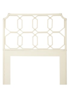 Regeant Twin Headboard - White
