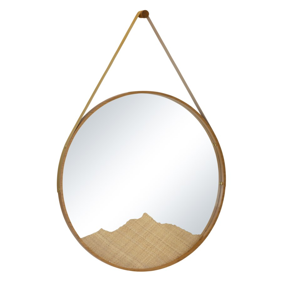 Sonora Large Mirror in Natural