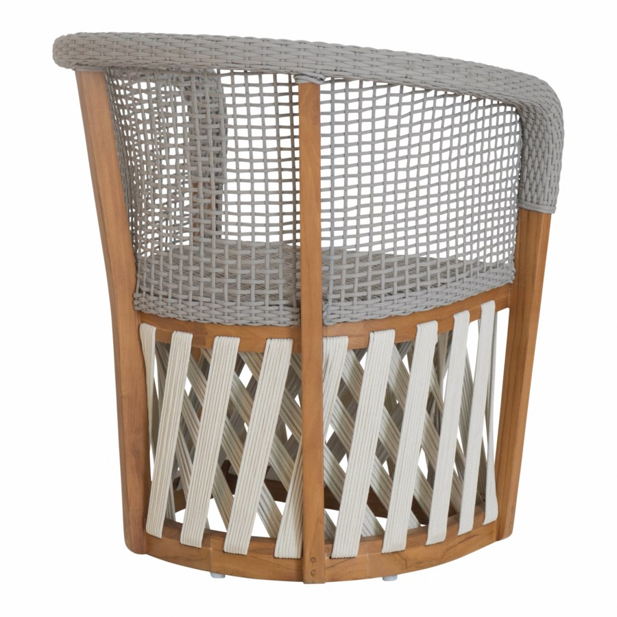 Sonora Dining Chair in Grey