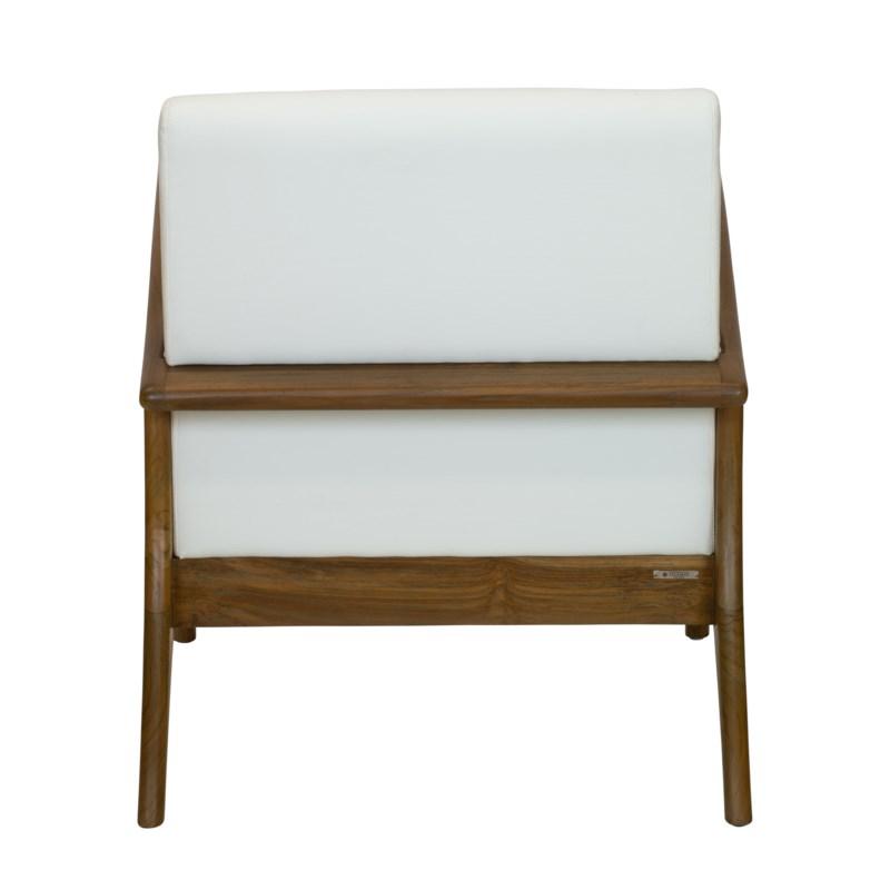 Soren Ventura Lounge Chair Outdoor in Natural
