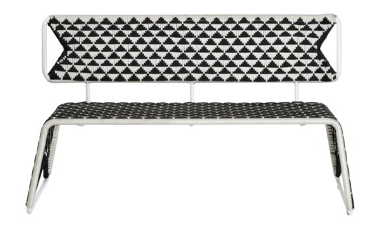Tropicale Bench