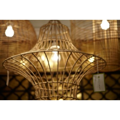 Vineyard Chandelier - Natural