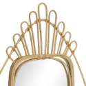 Victoria Mirror in Natural