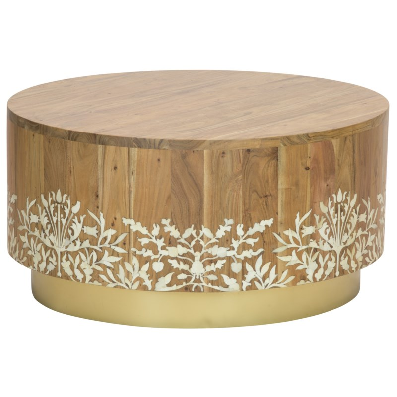 Acorn Coffee Table