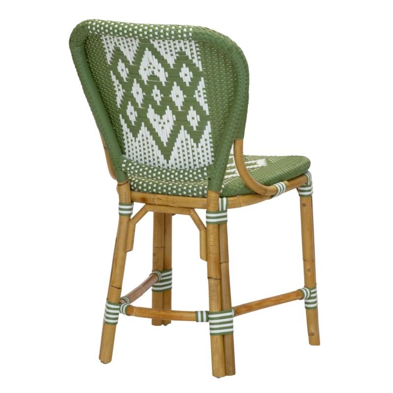 Hekla Side Chair in Green