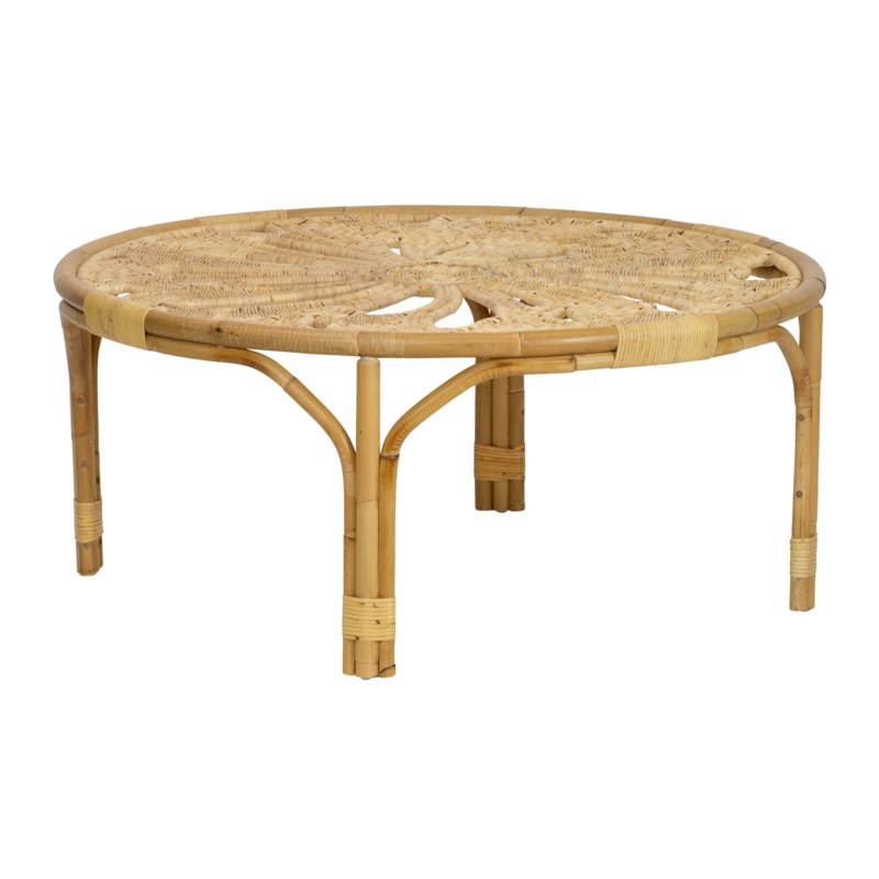 Honeysuckle Table in Natural