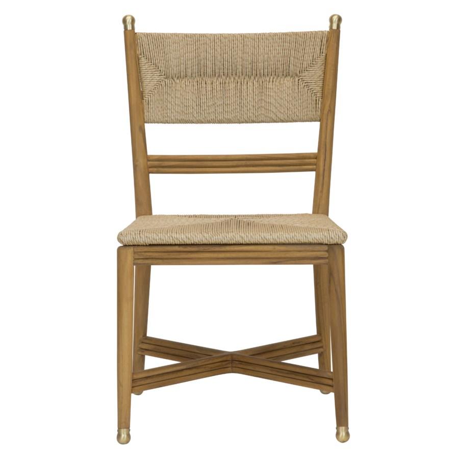 Kelmscott Rush Side Chair in Natural